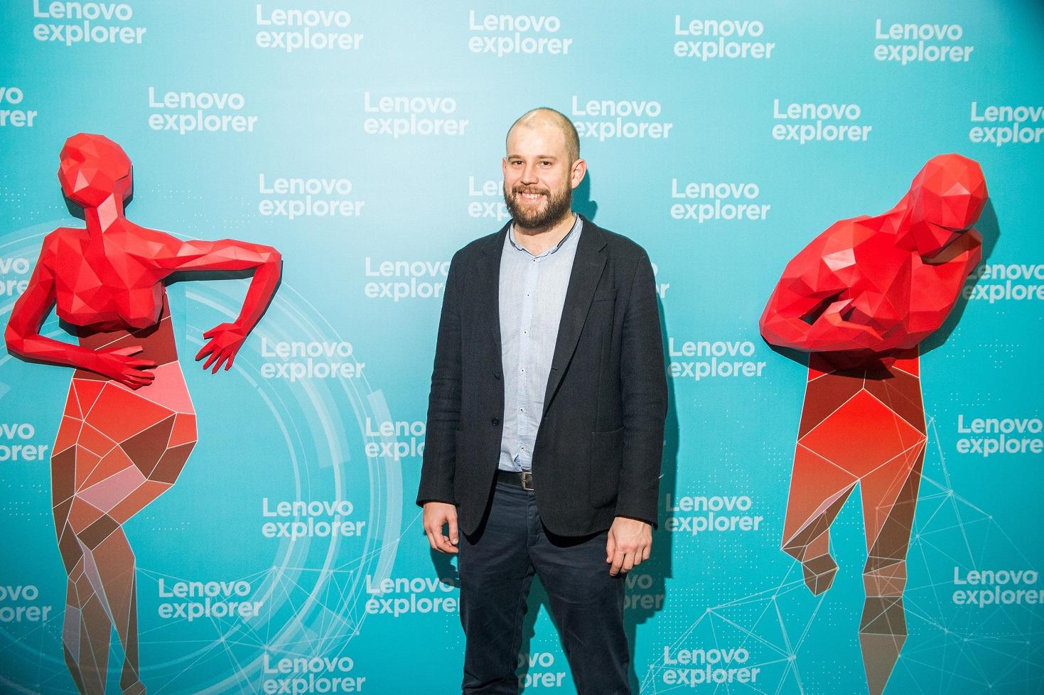 Кирилл Покутный, со-основатель Sensorama Lab, директор по инновациям