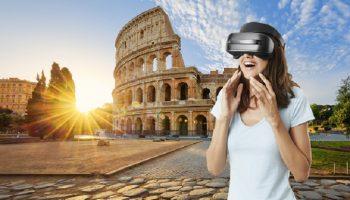 Шлем виртуальной реальности Lenovo Explorer