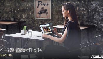 Три новинки ASUS: мощный и утонченный ASUS ZenBook 13, раскладной ZenBook Flip 14, игровой ASUS Rog Strix