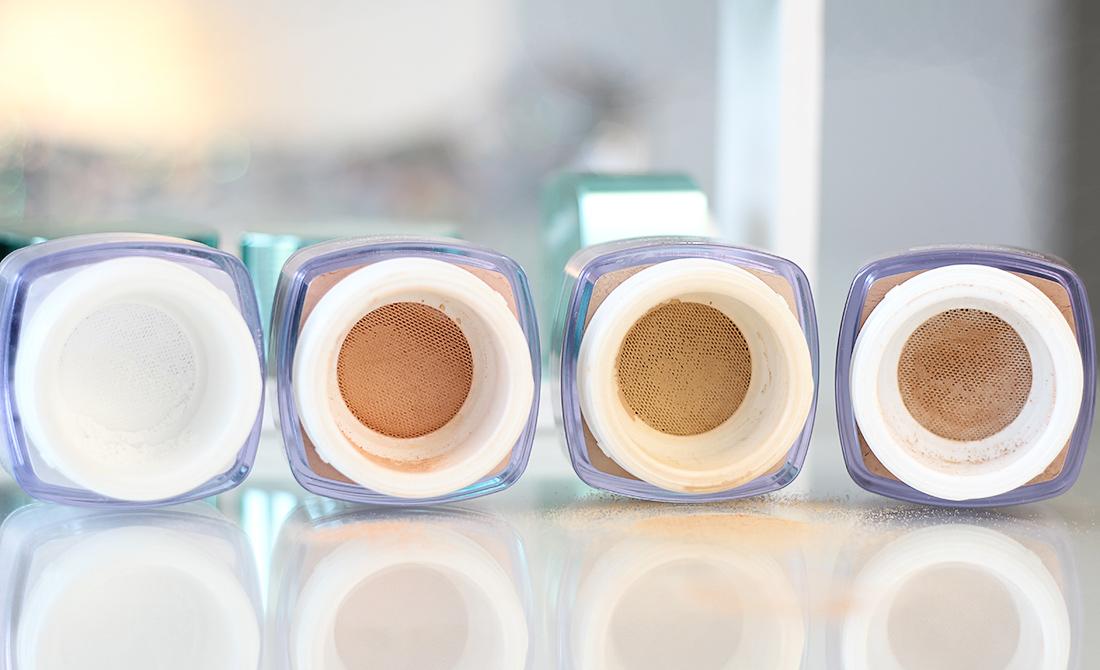 Минеральная пудра True Match Minerals от L'Oréal Paris