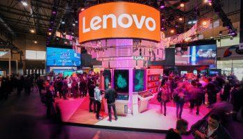Что показали Lenovo на MWC 2018