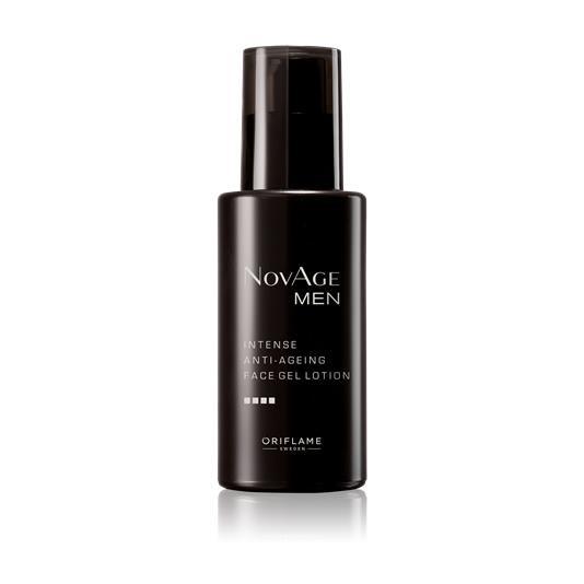 NovAge Men - уход за мужской кожей от Oriflame