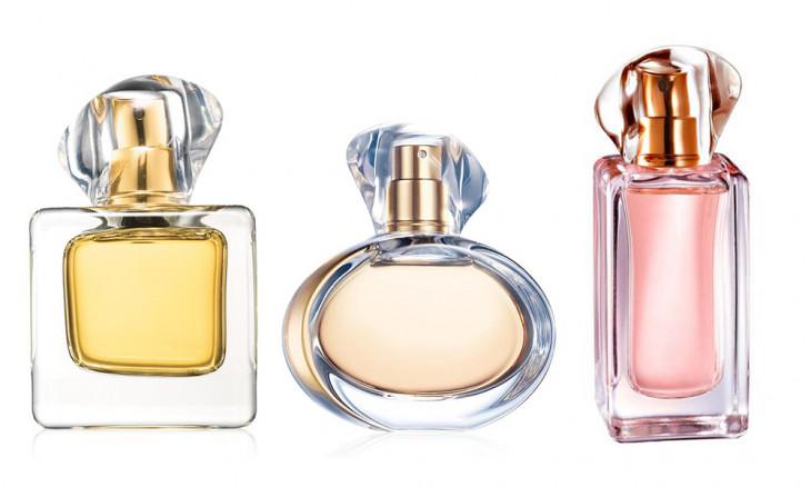 Вера стала лицом популярной трилогии чувственных ароматов Avon - Today, Tomorrow и Always!