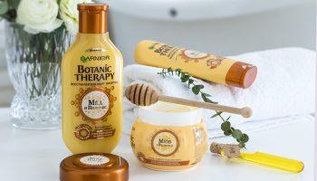 Garnier Botanic Therapy Мед и прополис: мои впечатления