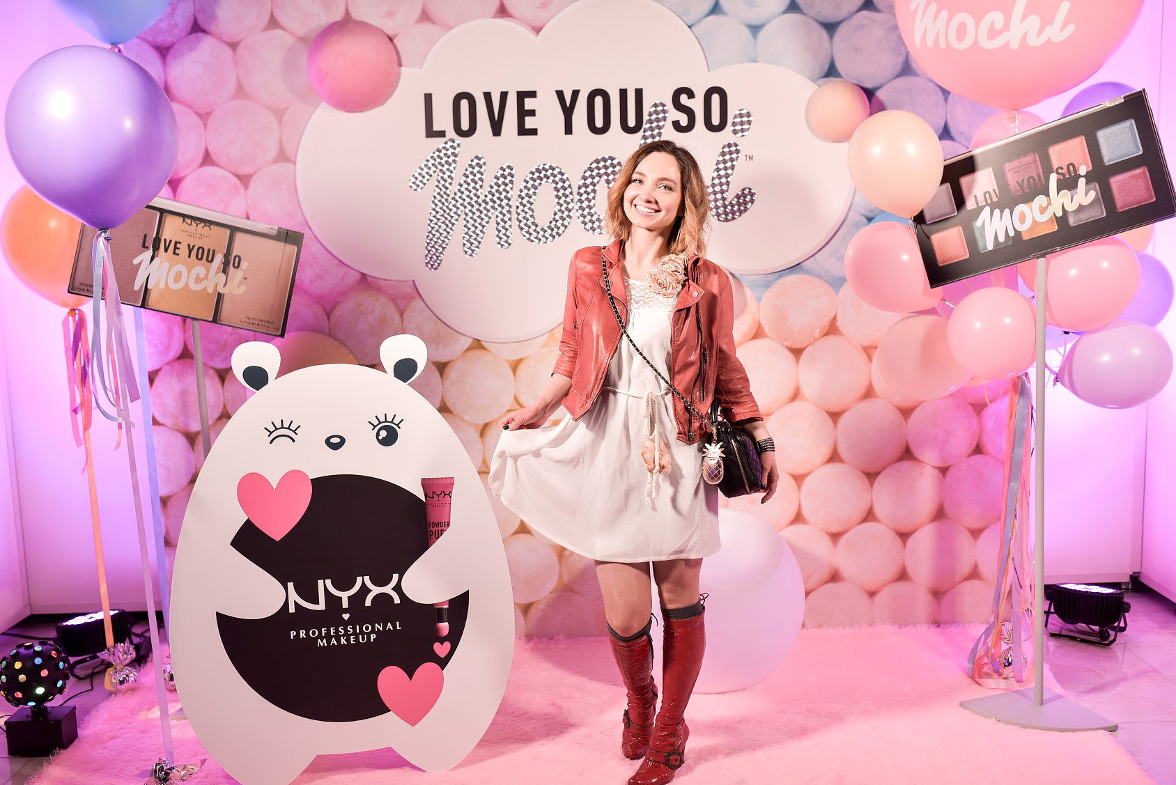 NYX, Love You So Mochi!