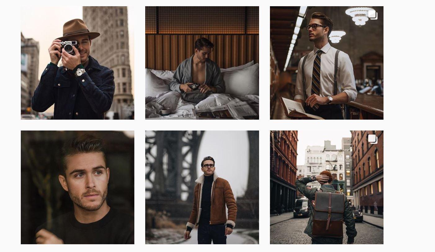 TOP 5 вдохновляющих аккаунтов в Instagram
