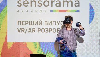 Sensorama Academy и Lenovo выпустили первых специалистов по иммерсивным VR/AR/MR-технологиям