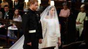 Подвенечное платье Меган Маркл. Диадема, обручальное кольцо