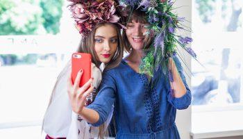 В День вышиванки Орифлэйм презентовала летнюю кампанию #моєсправжнєліто