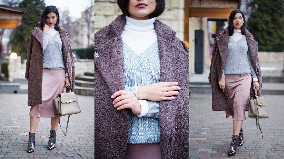 Многослойность: как сочетать одежду и создать стильный лук зимой