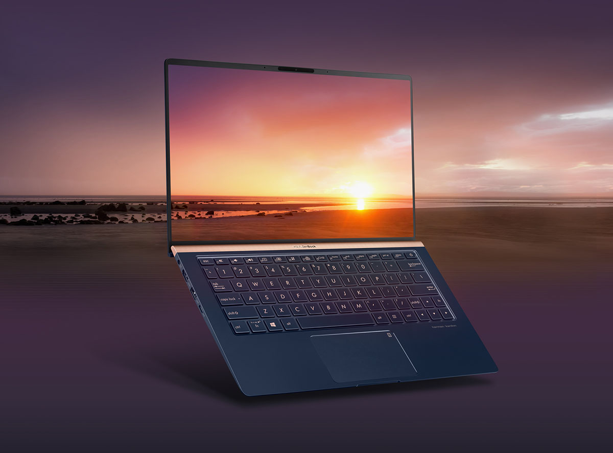 ASUS ZenBook зима 2019
