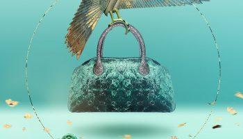 Мода вне времени: сумки бренда VICTORIA GRES с коллажами американской художницы