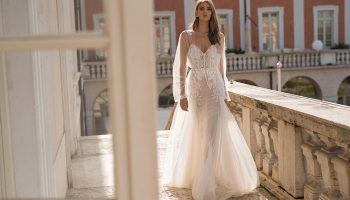 Новая коллекция Berta в luxury bridal store NOVIAS