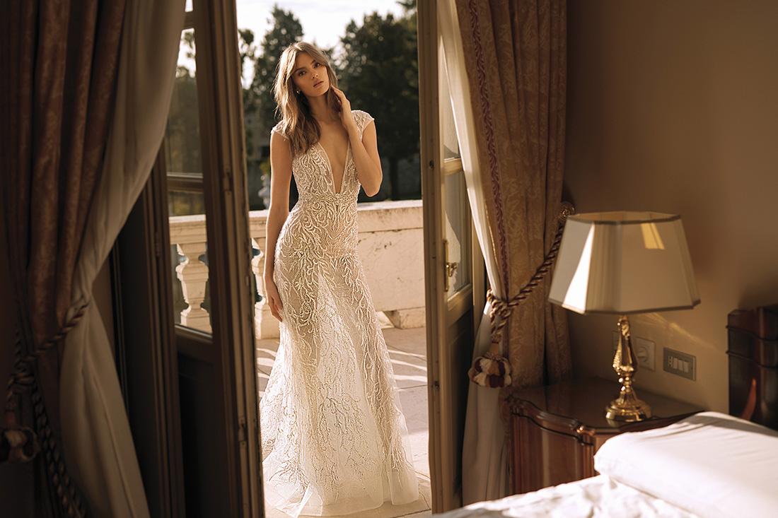 Новая коллекция Berta в luxury bridal store NOVIAS