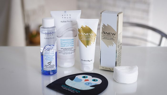 Весенние новинки Avon 2019: золотая маска, пузырьки на лице и витамины в спрее