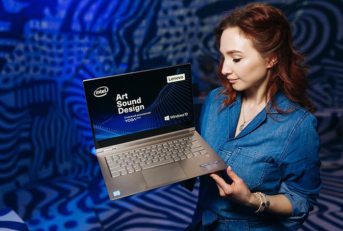 Ноутбук Lenovo YOGA С930 - новый фрагман-трансформер