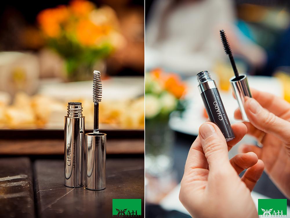CHADO – швейцарский makeupcare бренд с акцентом на брови