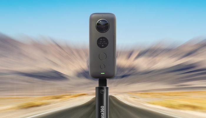 Insta360 One X: пять причин, почему она круче вашей экшн-камеры