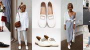 Модный приговор для женщин на обувь весна-лето 2020