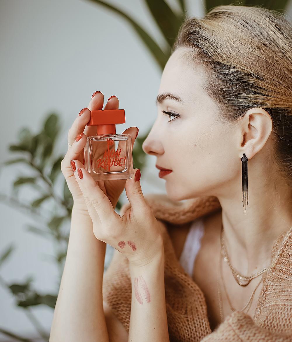 Mon Rouge – новая парфюмированная вода Yves Rocher