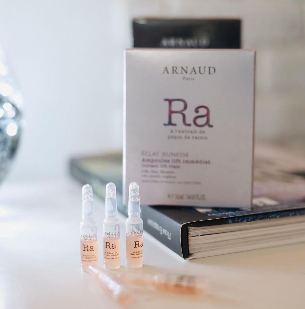 Ампулы ARNAUD PARIS для молодой кожи 30+