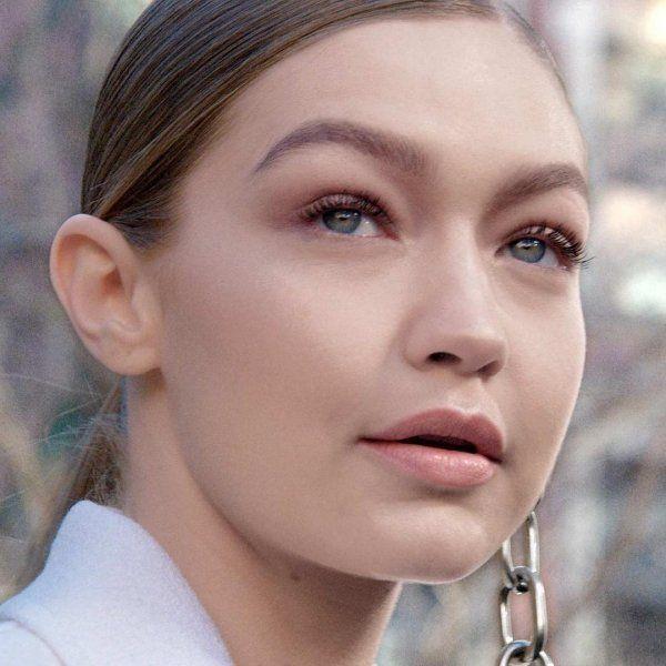Модные брови 2021: без макияжа