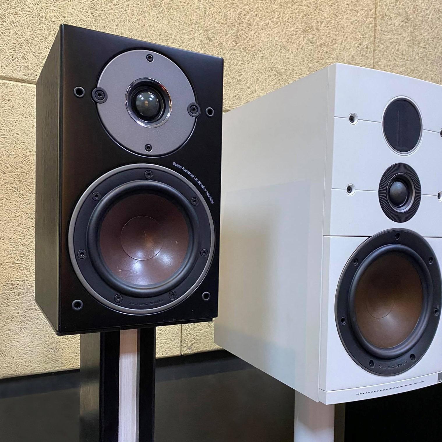 Oberon С: фирменный hi-fi звук DALI без проводов